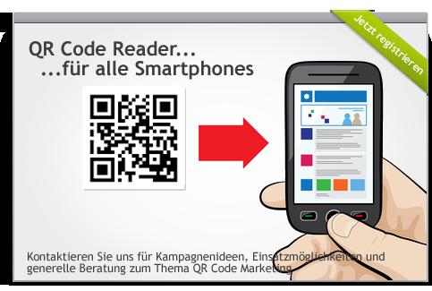 qr code reader deutsch