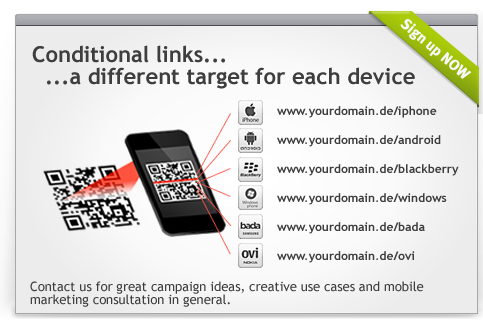 Conditional Link Targets