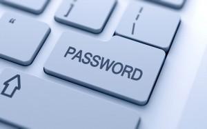 Password button