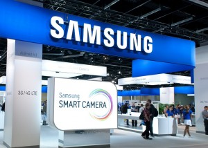 Samsung promoting Smart Camera at Photokina 2012