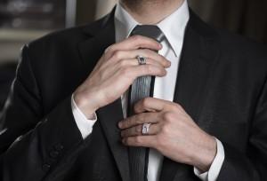 QR-Code in der Krawatte? Dieses Szenario könnte Realität werden