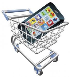 Praktisches Einkaufen per NFC